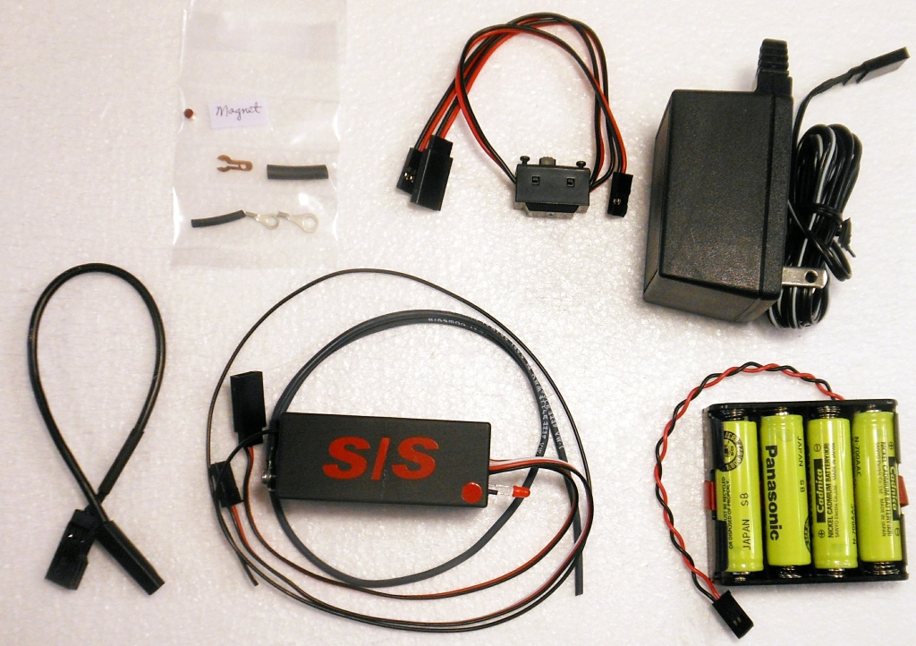 Complete single spark CDI system